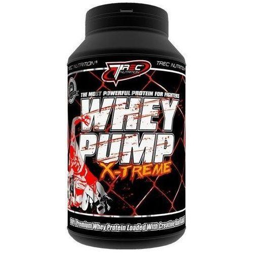 Trec - whey pump x-treme 600 g malina - raspberry