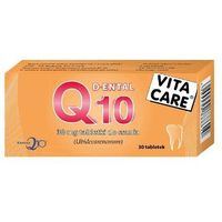 Ferrossan Q10 dental vita care 30mg x 30 tabletek do ssania