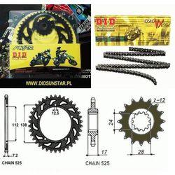 Pozostałe części układu napędowego motocykla  DID StrefaMotocykli.com