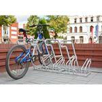 Stojak rowerowy OHIO TOP z podporami na ramę jednostronny