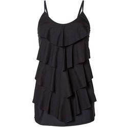 Sukienka kąpielowa shape level 1 czarny marki Bonprix