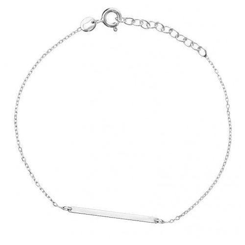 ec87d82e3e Infinity Biżuteria damska btbz6001 bransoletka srebrna (2000010472987)