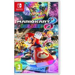 Nintendo Gra switch mario kart 8 deluxe