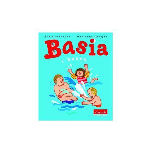 """Książka """"Basia i basen"""" 3Y37FL"""
