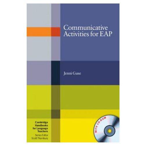 Communicative Activities For EAP With CD-ROM Cambridge Handbooks For Language Teachers (334 str.)