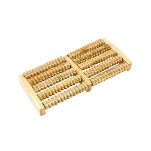 Drewniany masażer stóp. marki Bothwinner technology ltd.