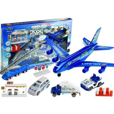 Samoloty Import LEANToys