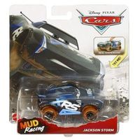 Samochód auta xtreme racing series jackson storm marki Mattel