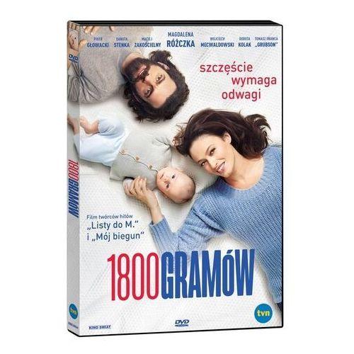 Kino świat 1800 gramów (płyta dvd) (5906190326607)