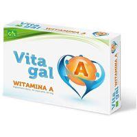 VitaGal Witamina A 60kaps.