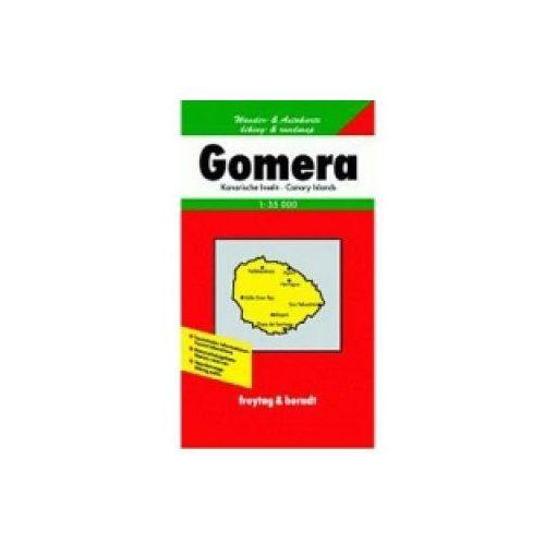 AK 0503 Gomera 1:35 000