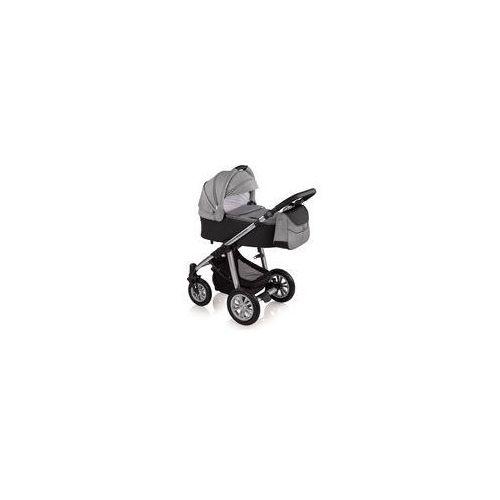 Wózek wielofunkcyjny dotty  (czarny) marki Baby design