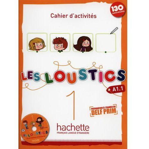 Les Loustics 1 A1.1 cahier d'activites + CD, oprawa miękka