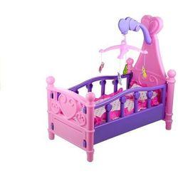 Łóżeczka dla lalek  Import LEANToys InBook.pl