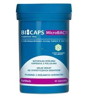 Bicaps Microbacti 60 mikrokaps. Formeds (5902768866971)