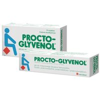 Procto-glyvenol x 10 czopków (5909990208319)