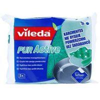 2szt pur active zmywak cienki marki Vileda