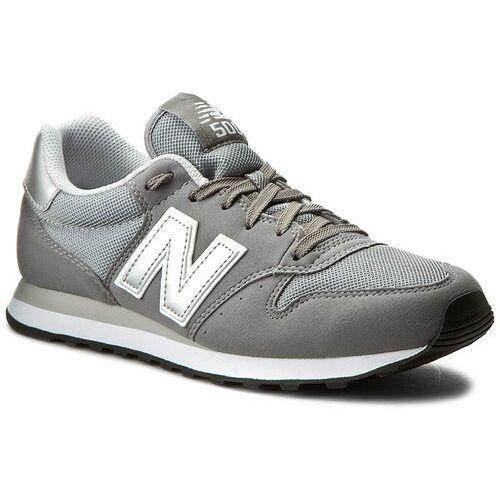 Sneakersy NEW BALANCE - GM500GRY Szary