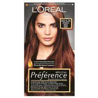 L´Oréal Paris Préférence Récital farba do włosów 60 ml dla kobiet 5,25-M2 Antigua