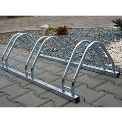 Stojak na rowery echo 3 na 3 rowery ocynkowany marki Krosstech