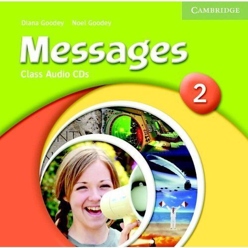 Messages 2. CD do Podręcznika, Cambridge University Press