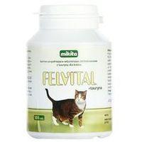 MIKITA Felvital + tauryna - preparat witaminowy z tauryna dla kotów 100tabl., MS_8695