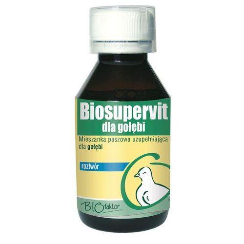 Biofaktor biosupervit - preparat witaminowy dla gołębi 100ml