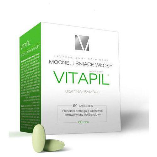 Puritan's pride Vitapil biotyna+bambus x 60 tabletek