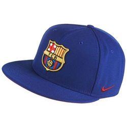 NIKE CZAPKA Z DASZKIEM FULL CAP FC BARCELONA