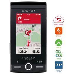 Licznik SIGMA ROX 12.0 GPS Basic szary