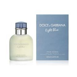 Testery zapachów dla mężczyzn  Dolce&Gabbana