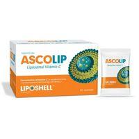 Ascolip Liposomalna witamina C 5g x 30 saszetek - data ważności 31-05-2019