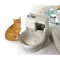 Petnovations, inc Catgenie 120+ toaleta dla kotów (bez pokrywy) (0891329001775)