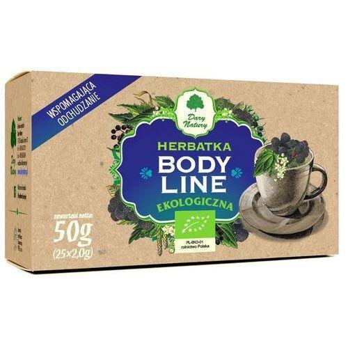 Dary natury - herbatki bio Herbatka body line bio (25 x 2 g) - dary natury