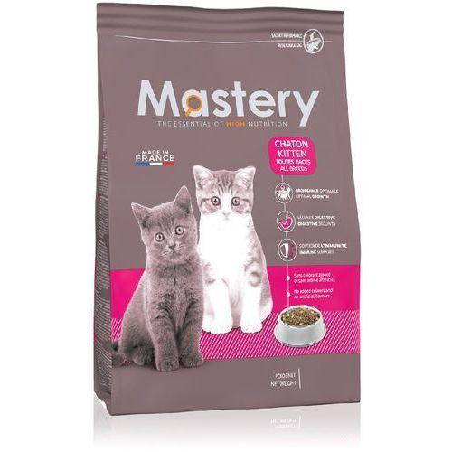 sucha karma dla kociąt kitten 8 kg marki Mastery