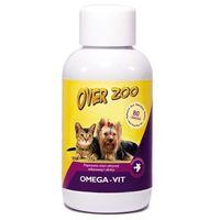 omega vit dla psów i kotów suplement diety na sierść i skórę marki Over zoo