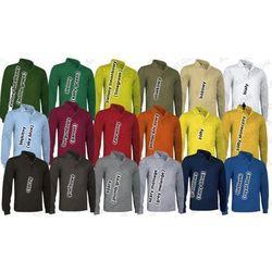 Męskie koszulki polo   ALGODON Koszulki polarypolo Softshel i odzież odblaskowa