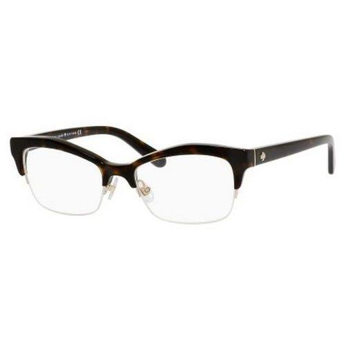 Kate spade Okulary korekcyjne lyssa 0086 00