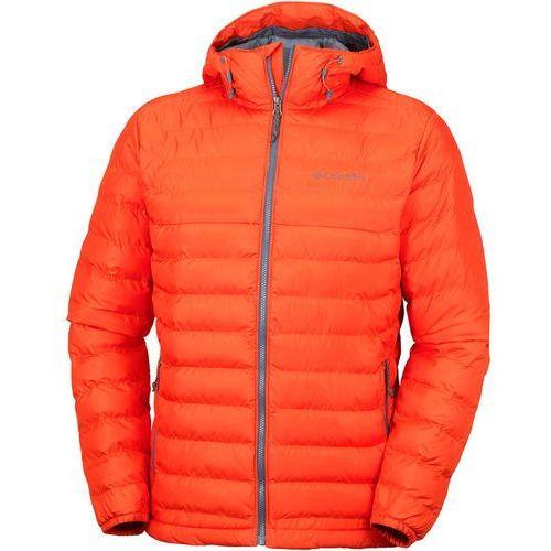 615fc6290e368 Columbia powder lite kurtka mężczyźni pomarańczowy xxl 2017 kurtki zimowe i  kurtki parki