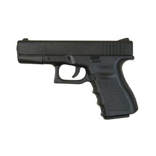 Replika Pistoletu GLOCK-19 z Gazem Obezwładniającym (bez zezwolenia!).