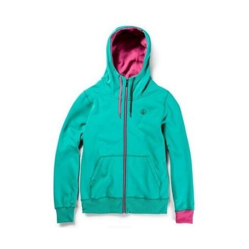 Volcom Bluza draw fleece (island green) 2015