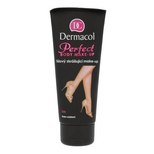 Dermacol perfect body make-up samoopalacz 100 ml dla kobiet tan