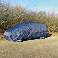CarPoint pokrowiec na samochód poliester MPV (rozmiar L)