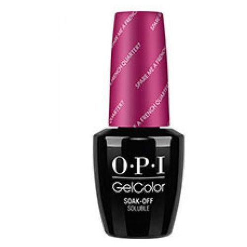 OPI GelColor SPARE ME A FRENCH QUARTER? Żel kolorowy (GC-N55)