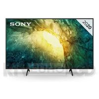 opinie TV LED Sony KD-55X7056