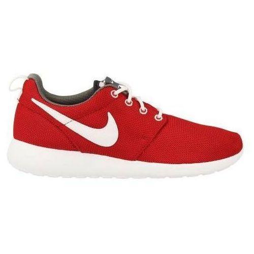 Buty damskie rosherun (gs) 599728 603 marki Nike