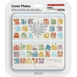 Nintendo Cover Plate 3DS, COVERPLATE3DS