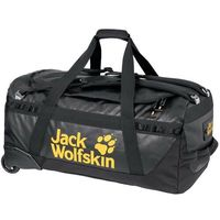 Jack Wolfskin Expedition Roller 90 Torba podróżna na 2 kółka 74 cm black ZAPISZ SIĘ DO NASZEGO NEWSLETTERA, A OTRZYMASZ VOUCHER Z 15% ZNIŻKĄ