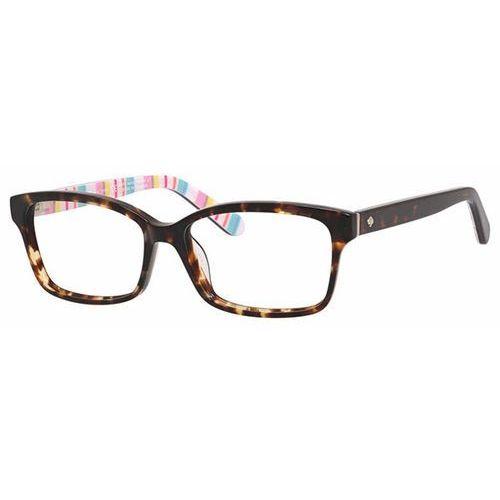 Kate spade Okulary korekcyjne sharla 0rnl 00