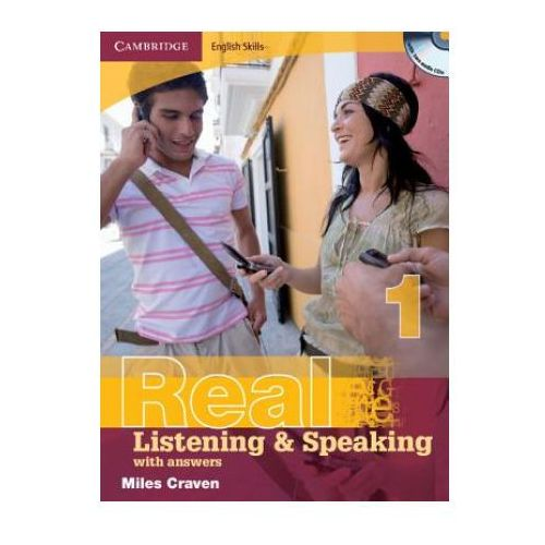 Cambridge English Skills Real Listening & Speaking 1 Paperback with Answers and Audio CDs (2) (2008)